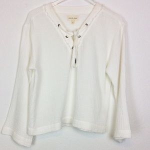 Cloth and Stone blouse/top